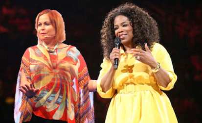 oprah and renee onstage 2