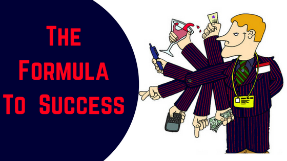 The Formula To Success