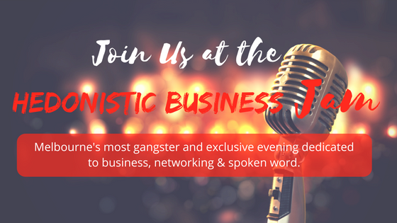 Melbourne's business, networking & spoken word.