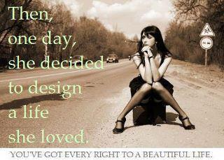 design a life you love