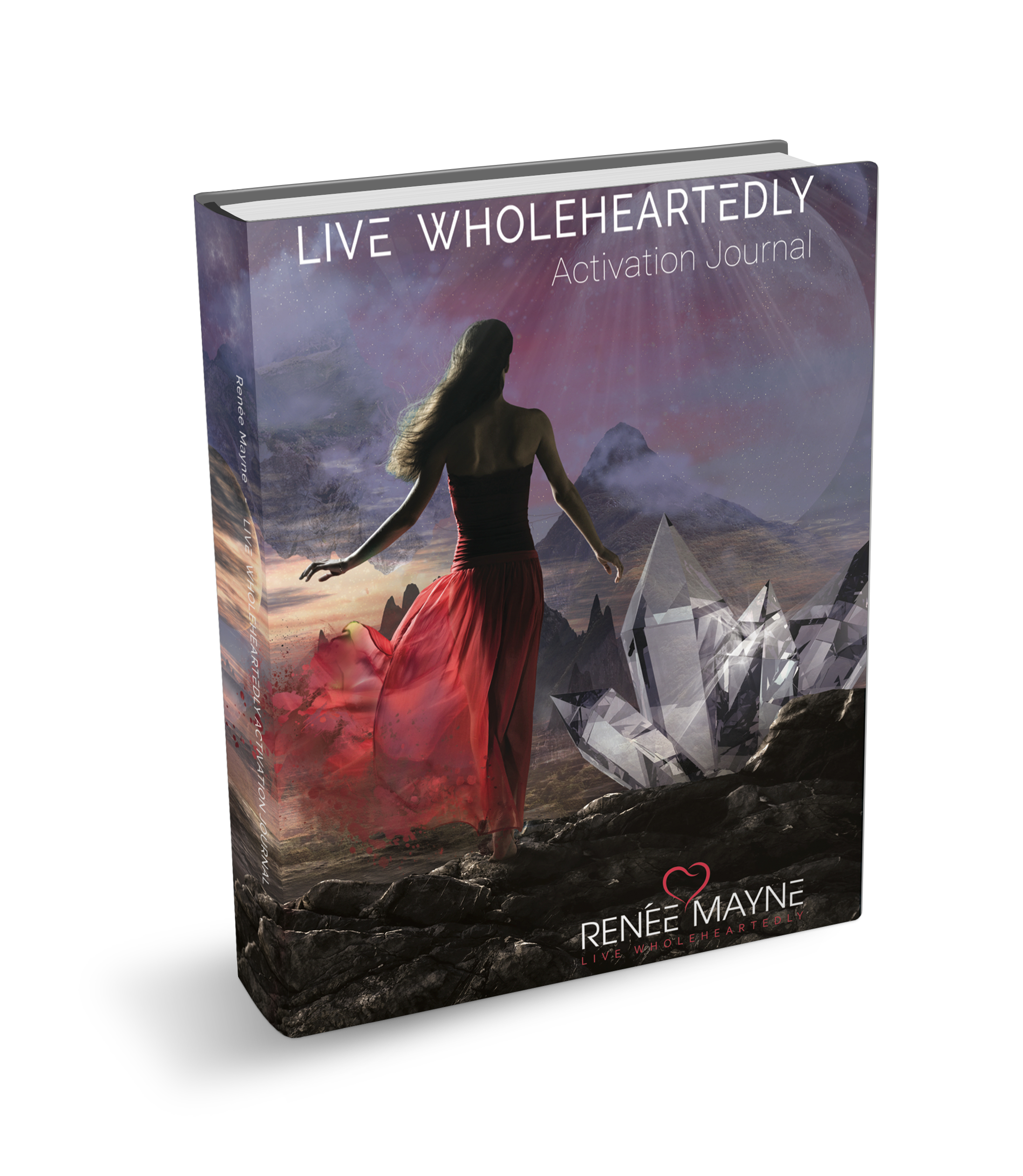 Live Wholeheartedly Activation Journal