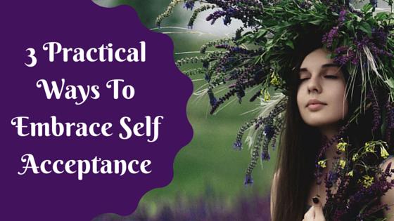 embrace self acceptance