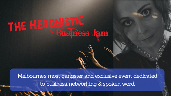 Melbourne's BEST business networking event… with a twist.