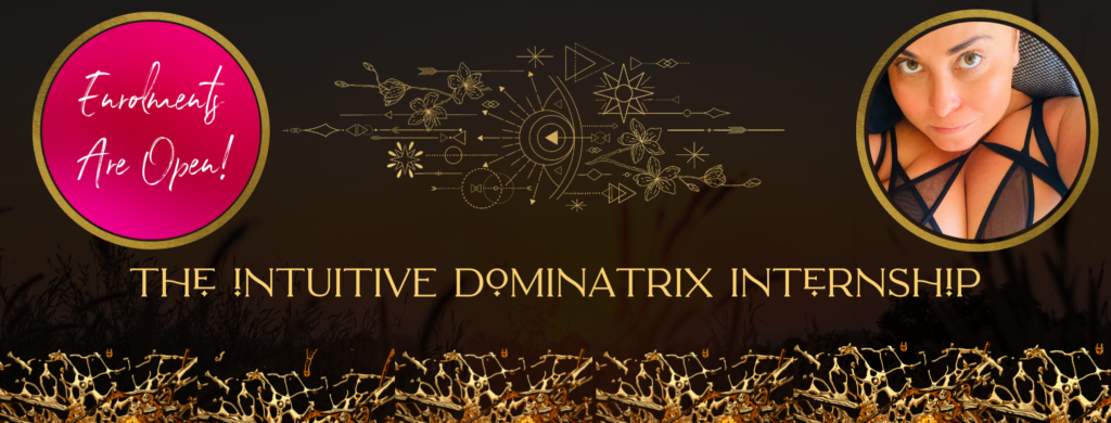 intuitive dominatrix internship, somatic kink