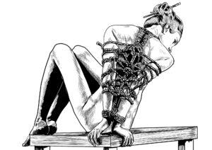 shibari love language quality time, BDSM.